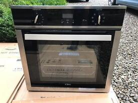 Electric CDA Single Oven built in Working Good Condition