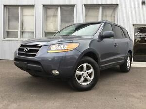 2009 Hyundai Santa Fe GLS AWD, LEATHER, HEATED SEATS, LOCAL VEHI