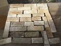 Sandstone Walling Blocks 2 Sqmt