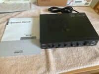🎛 Brand new Inter-M MA106 mixer amplifier 🎛