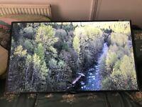 "50"" Bush full HD LED TV Flat screen"