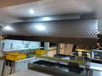 Kitchen canopy with Motor for sale