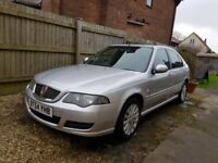 Rover 45 2.0 TD 54 reg Long MOT