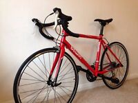 BTWIN Triban 3 54cm excellent condition, carbon forks