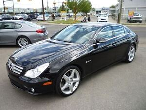2007 Mercedes-Benz CLS-Class AMG 63/LEATHER/NAVI/LOW KMS!