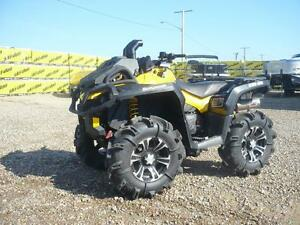 2015 Can-Am Outlander XMR 650