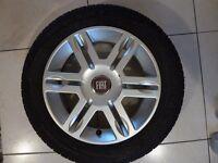 Fiat Panda Full Size New Alloy Wheel & Tyre
