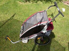 Chariot CX2 Bike Trailer