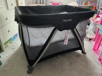 ***NUNA SENA AIRE TRAVEL COT - USED ONCE***