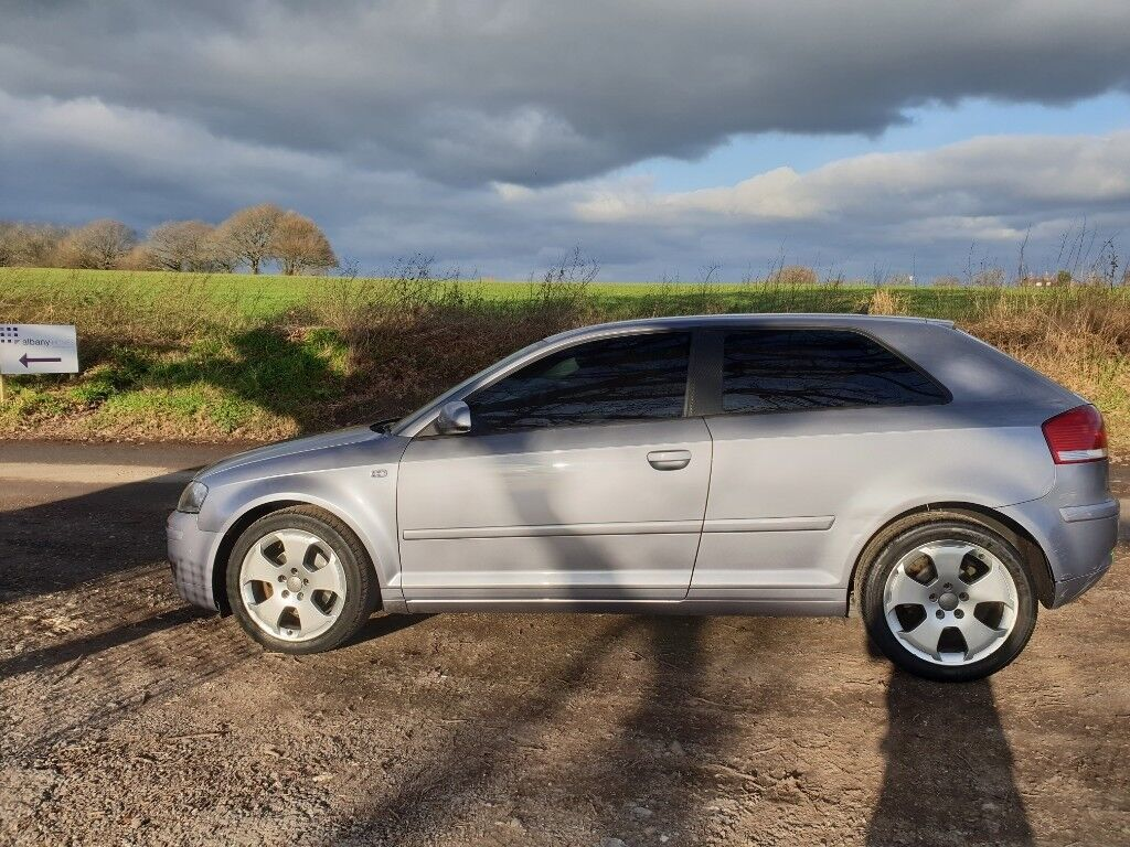 2005 Audi A3 20 Tdi Manual In Good Condition In Lewes East