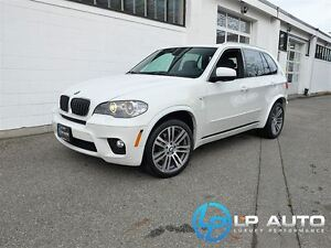 2011 BMW X5 xDrive35i M Sport and 3rd Row Seating!!