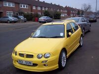 MG ZR 115 TURBO DIESEL 2004 NEW MOT 2018