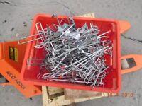 Assorted Pegboard Hooks