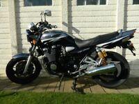 Yamaha XJR1300 SP