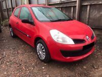 Renault Clio 1.2 16v Extreme 3dr - 2008, 60K MILES, 2 LADY OWNERS, MOT MAY 2018, SERVICE HISTORY!