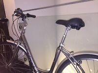 Ridgeback Ladies Hybrid Bicycle