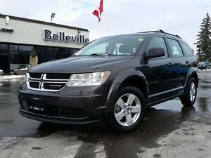 2016 Dodge Journey Canada Value Pkg-abs Brakes and Traction Cont