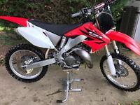 Honda c r 125 2002