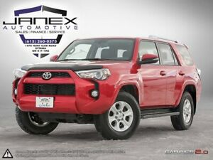 2016 Toyota 4Runner SR5 ACCIDENT FREE | ONE OWNER | HEATED LE...