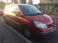 RENAULT MEGANE SCENIC AUTO 2005 5 DOOR 65k LONG MOT DRIVES LOVELY 4 NEW TYRES BARGAIN