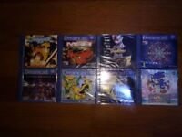 8 Sealed Sega Dreamcast games