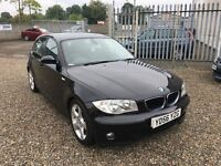 BMW 1 Series 2.0 120d Sport 5dr FINANCE AVAILABLE / HPi CLEAR / Diesel