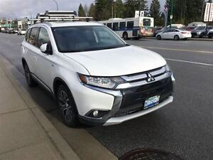 2016 Mitsubishi Outlander GT Navi; Local & No accidents!