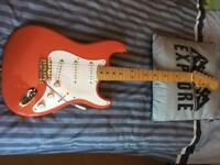 Fender hank Marvin stratocaster