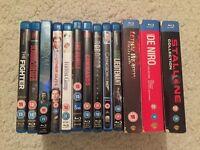 28 films on Blu-ray.