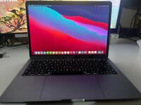 """Apple MacBook Pro 13"""" Space Grey i5 2.3Ghz 8GB 256GB (Late 2017) CYCLE COUNT 77"""