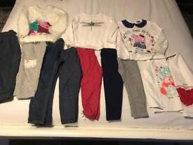 Girls bundle ages 2-3 3-4