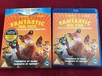Fantastic Mr. Fox Blu-ray & DVD 2 Disc Edition