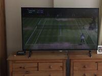 49-inch Hitachi LED TV