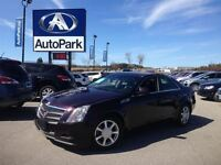 2009 Cadillac CTS 3.6L/ AWD/ PANO SUNROOF/ HEATED LEATHER MEMORY