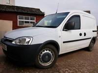 Vauxhall Combovan 1.3 cdti 16v