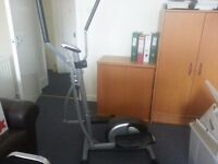 Cross trainer gym equipment