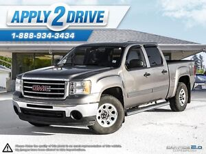 2012 GMC Sierra 1500  Crew Cab 4x4 Check it out!!