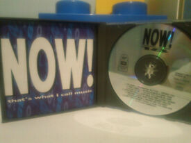 Now 18 CD's