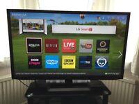 """50"""" Hd Smart Tv"""