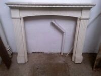 beautiful wooden fire surround can deliver