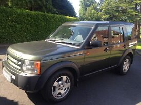 2005 Land Rover Discovery 3 2.7 TD V6 S 5dr - low mileage