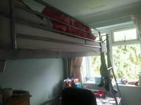 Hi sleeper bed