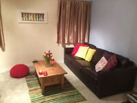 Short term, spacious 1 bedroom flat including all bills, wifi and other essentials.
