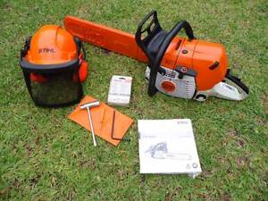 BARGAIN STIHL MS-441 MAGNUM PROFESSIONAL CHAINSAW + EXTRAS Parkwood Gold Coast City Preview