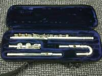 Flute Trevor James tj 10xiii with curwed head joint