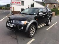 Mitsubishi L200 warrior 2.5 DI-D - EXPORT - SPARES OR REPAIR