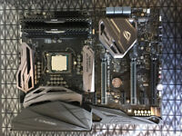 Intel 8700k | ROG Maximus X Hero Z370 | Corsair Vengeance DDR4 2x8GB