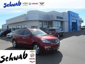 2014 Chevrolet Traverse LTZ, GREAT PRICE! Rear Camera, Leather,