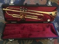 Yamaha 1-Series Bb Trumpet with New Icon Mouthpiece and Original Yamaha Case