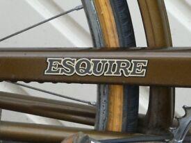 Vintage Raleigh Esquire Town Bike
